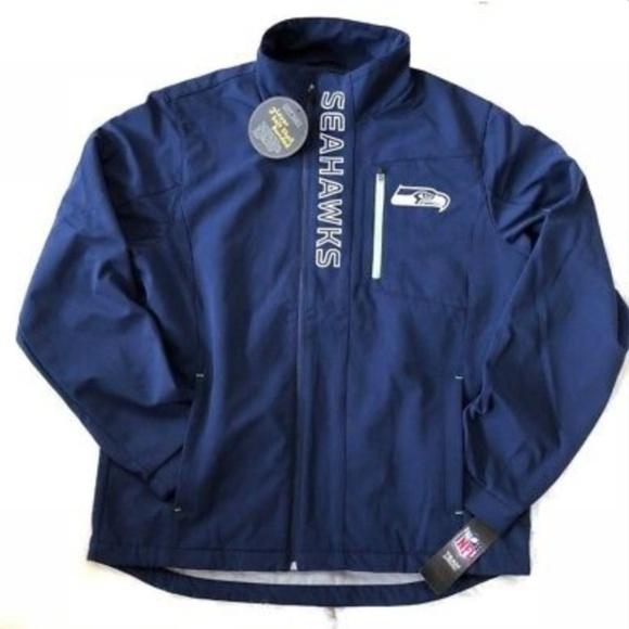 100 Seattle Seahawks NFL G-III Soft Shell Jacket 71e72ec1d